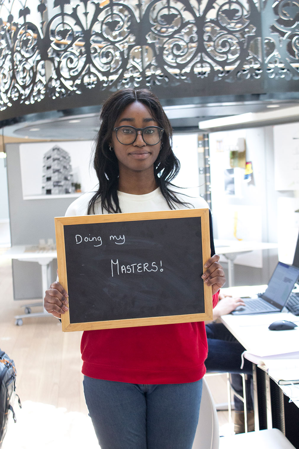 Where will you be in five years time? - Drucilla, BA (Hons) Architecture