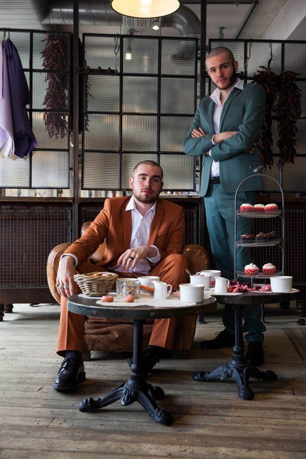 Tea and Sympathy - Chante Johnson