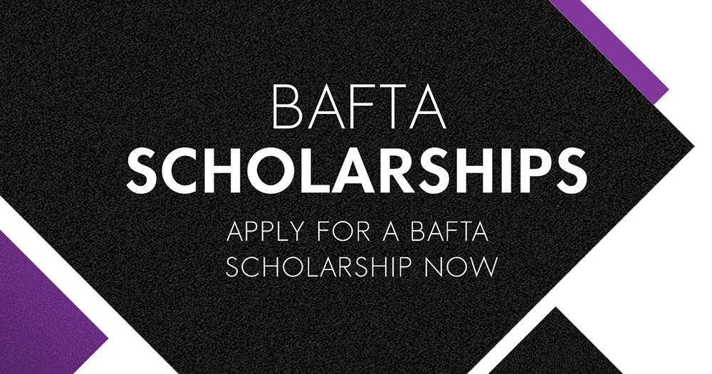 BAFTA Scholarships logo