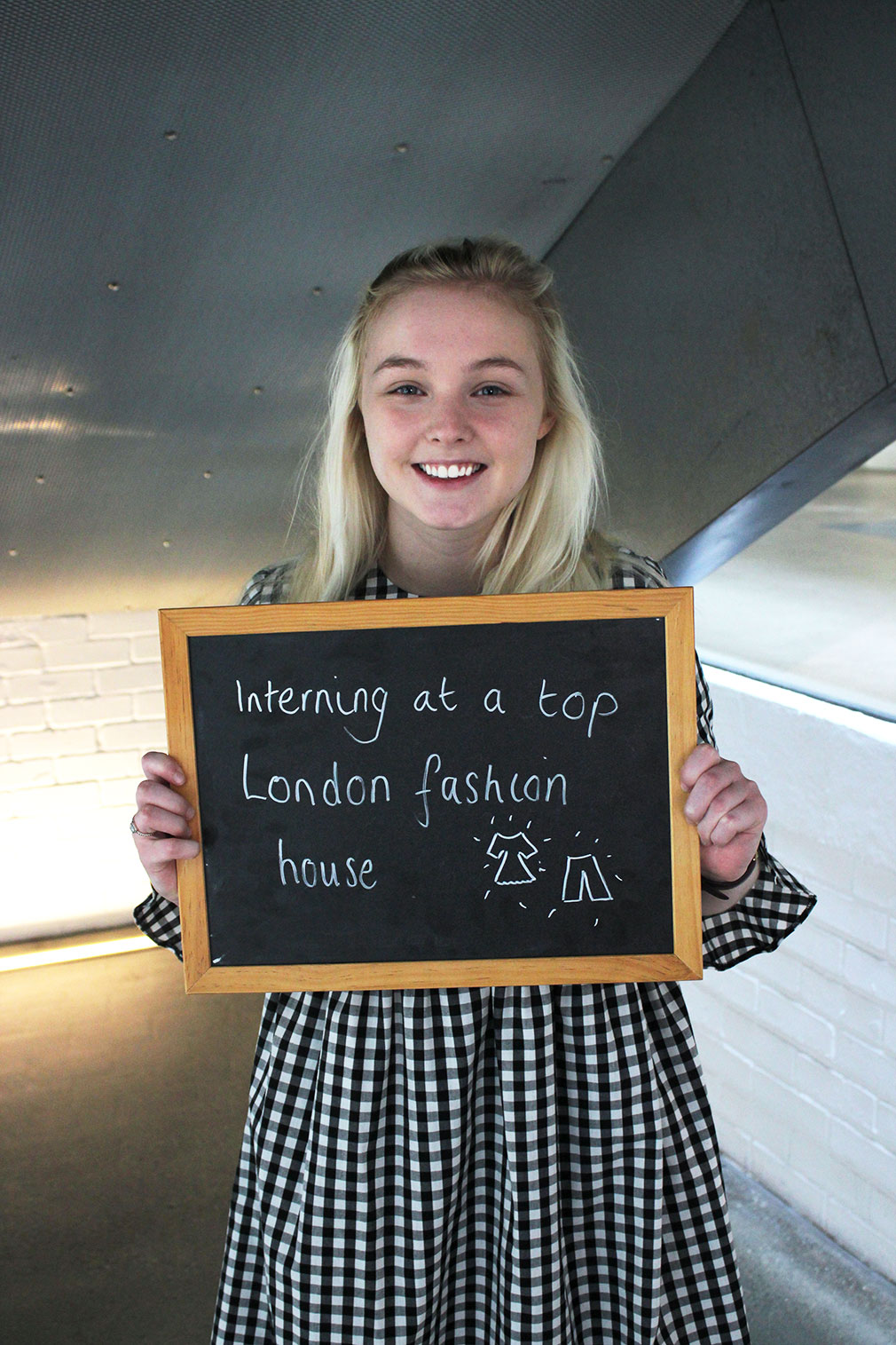 What are you doing over the summer before third year? - Beth, BA (Hons) Fashion Communication and Promotion