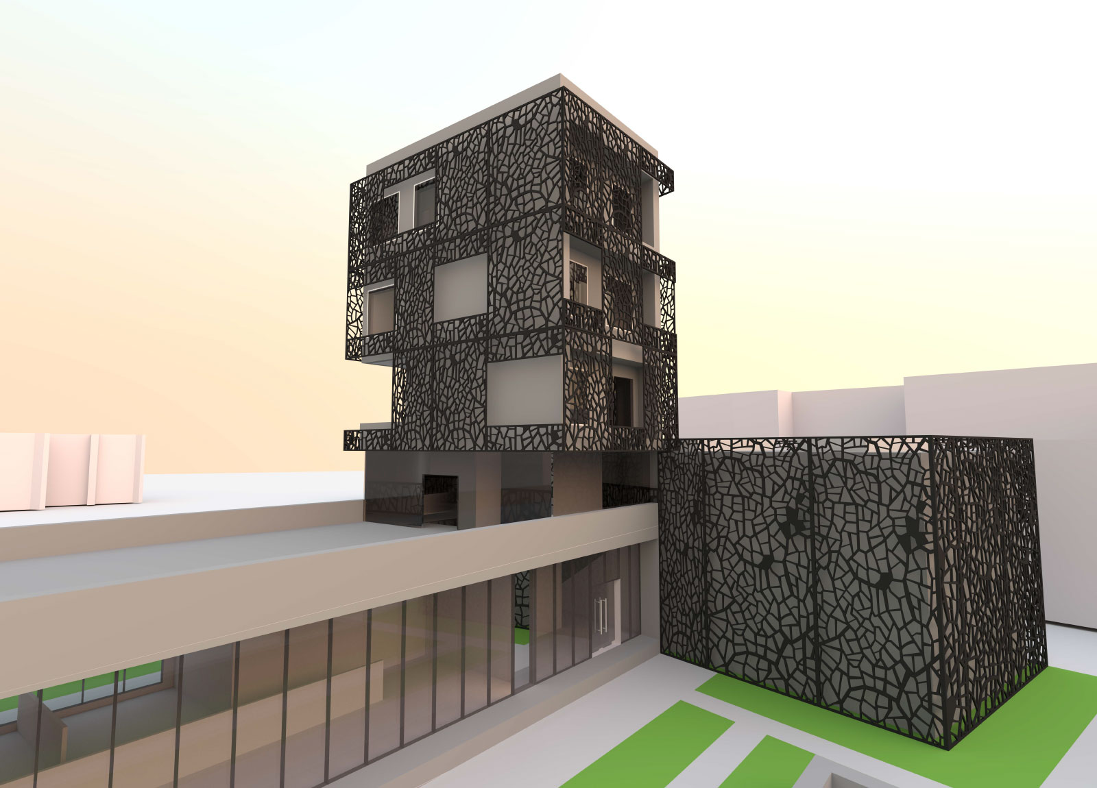 & BA (Hons) Architecture Degree | Norwich University of the Arts