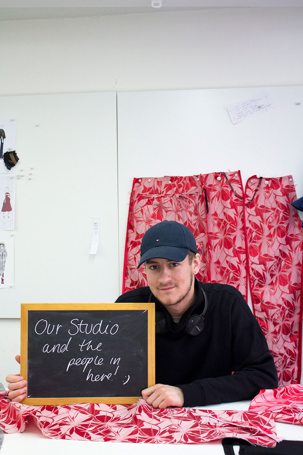 What will you miss at NUA? - Jack, BA (Hons) Fashion