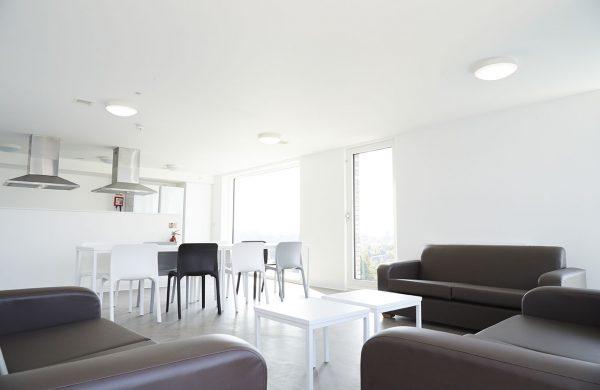 Communal kitchen -