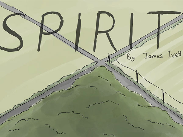 Spirit - James Ivett