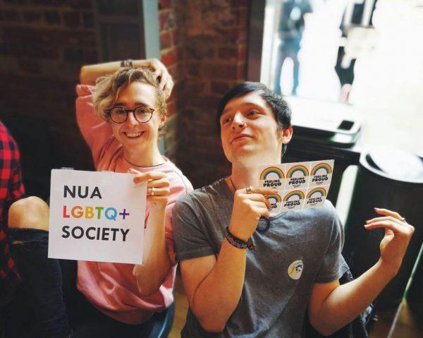 LGBTQ+ Society 2017 -