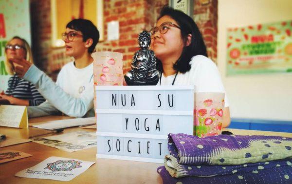 Yoga Society 2017 -