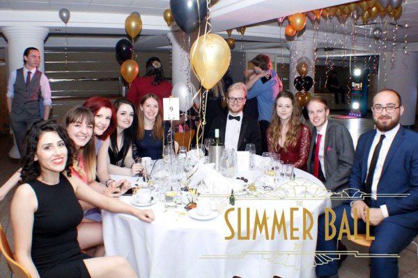 NUA Students' Union Summer Ball -