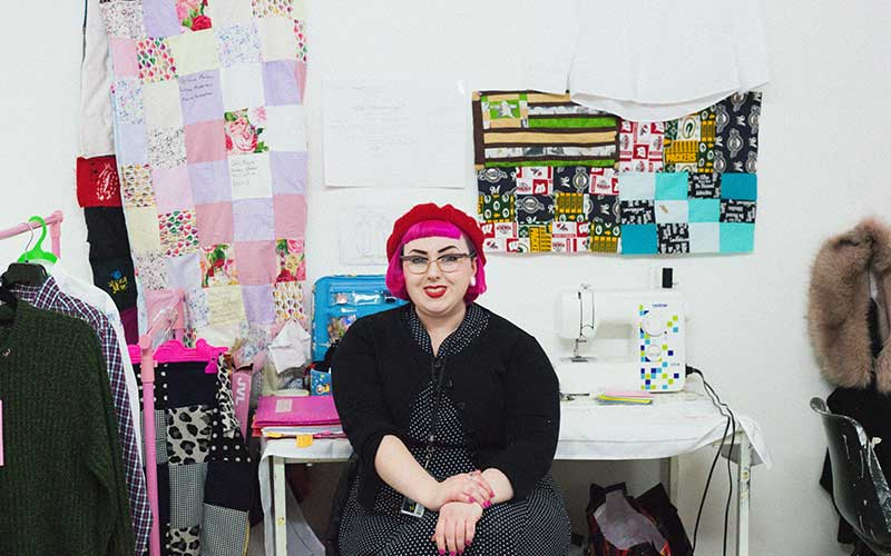 Menna Payne, Fine Art Studio