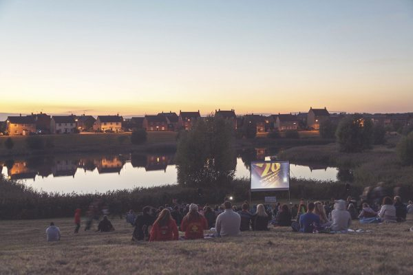 Outdoor Cinema in Norwich -