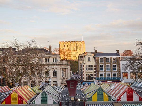 Norwich Market -