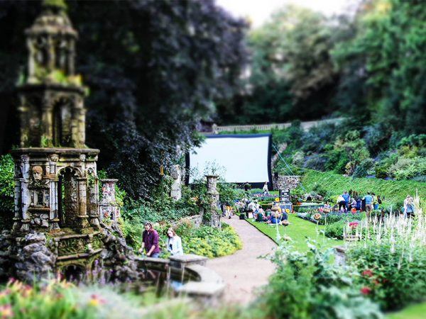 Norwich Plantation Gardens -