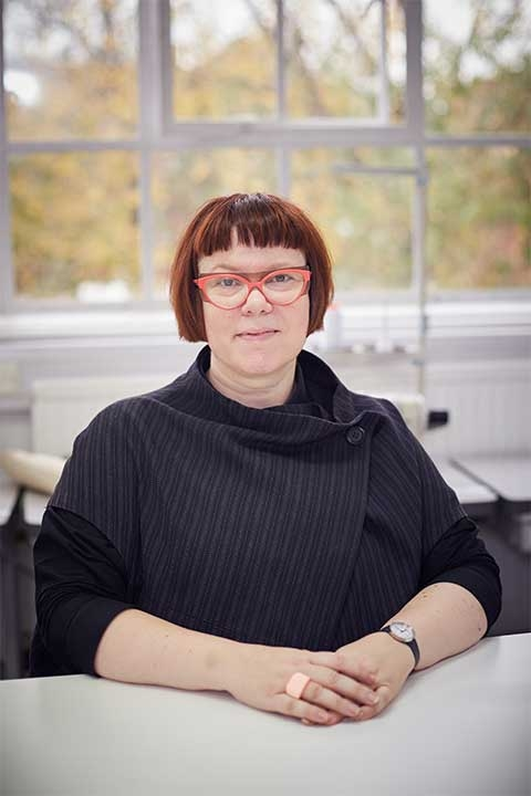Image of NUA Academic Alison Goodrum