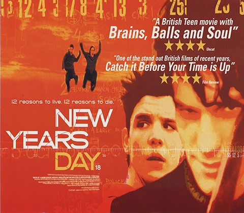 'New Years Day' poster -