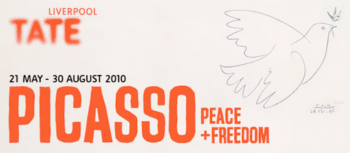 Picasso: Peace + Freedom -