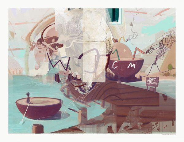 Cocohut Meltdown - Sander Steins, Image courtesy of Pop My Mind