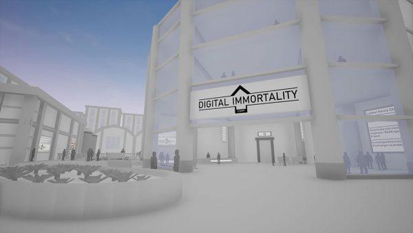 Digital Immortality - Brandon Toop, BA (Hons) Games Art and Design