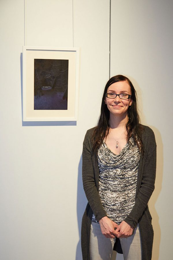 Jenni Ahrens, BA Fine Art - Norwich University of the Arts BA Fine Art student