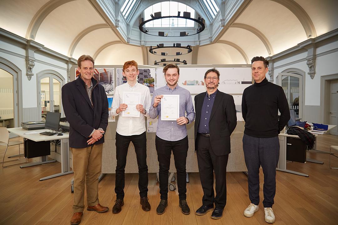 Feilden+Mawson Scholarship for Architecture 2017/18