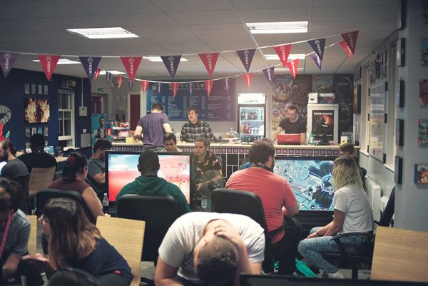 One Life Left, Norwich Gaming Cafe -