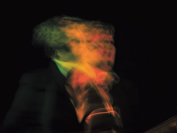 Alex Gill - BA Photography work of colourful blur by Norwich University of the Arts graduate Alex Gill