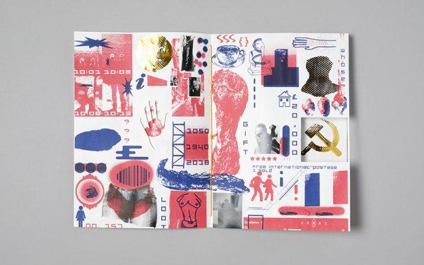 Fragments Zine, by Callum Ritchie -