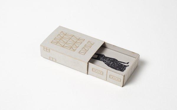 Matchbox, by Louis Cohen -