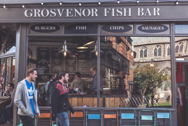 Grosvenors Fish Bar -