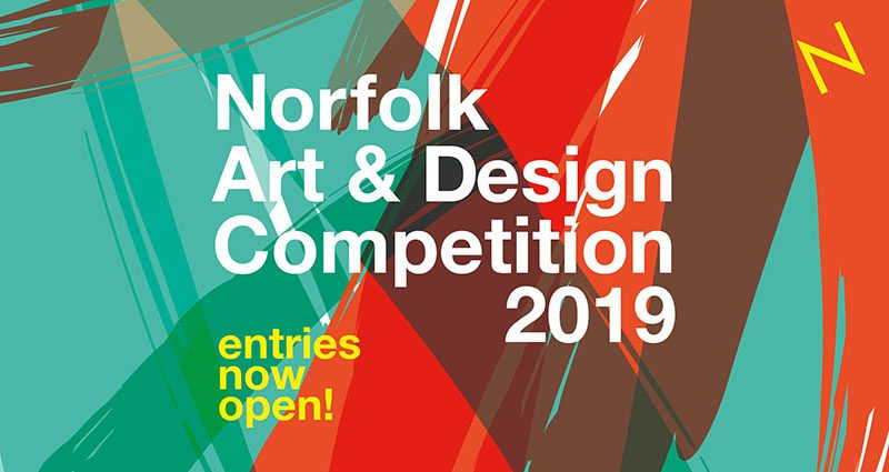 Norfolk Art and Design Competition 2019 design