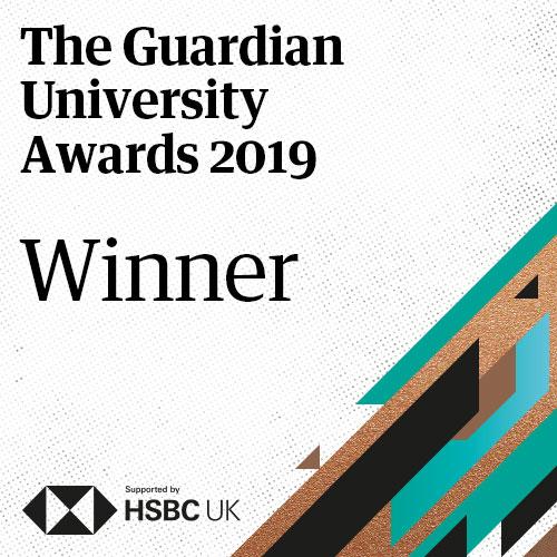 Guardian University Awards 2019