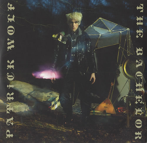 - Suzie Lloyd styled front cover of Patrick Wolf's The Bachelor album