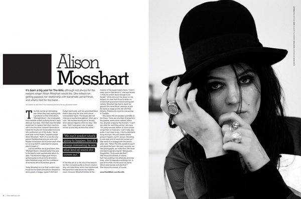 - Clash Magazine spread styled by Suzie Lloyd of BA Fashion Communication and Promotion