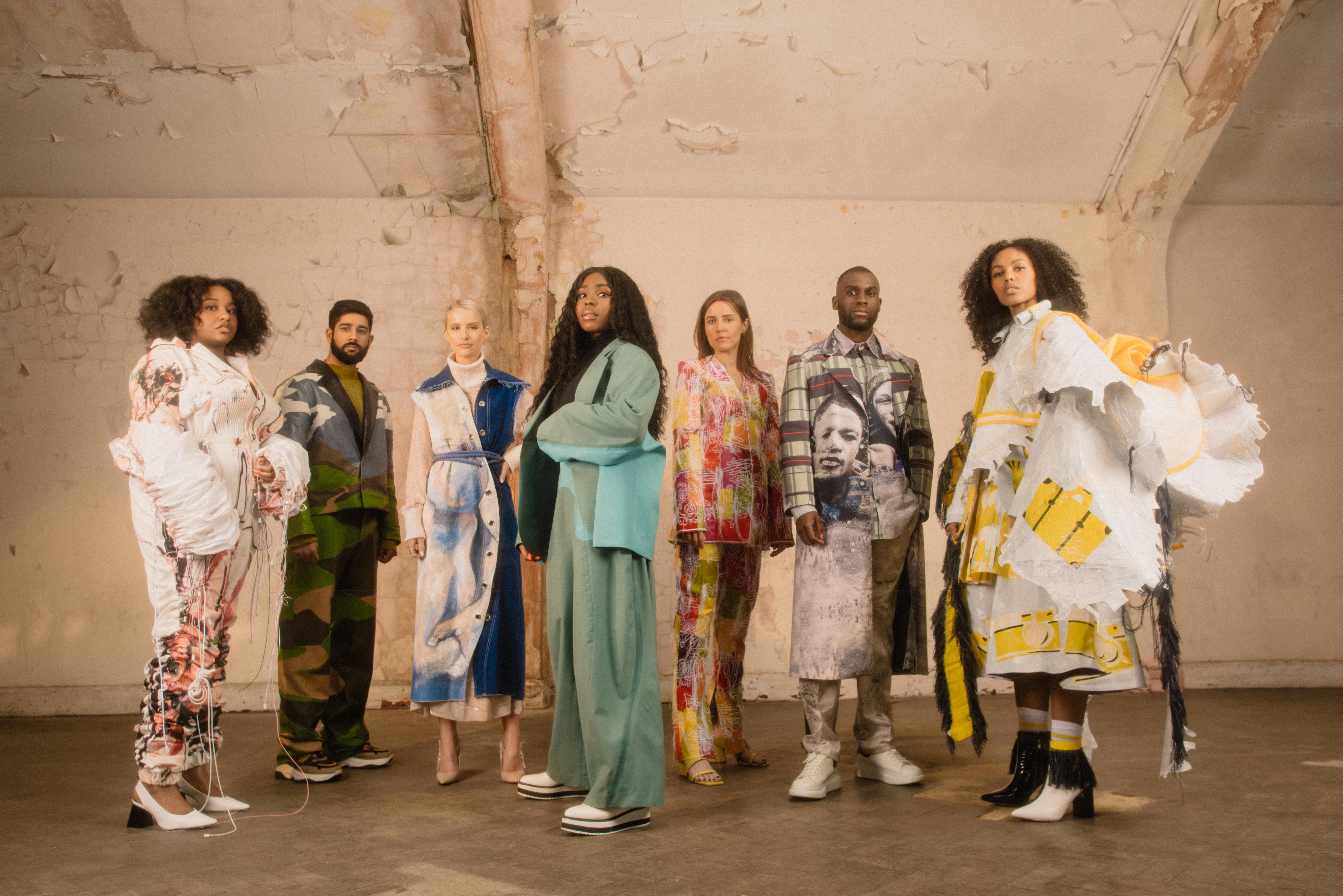 BA-Hons-Fashion-Communication-and-Promotion-Marta-Zaremba-Graduate-Fashion-Week-2019