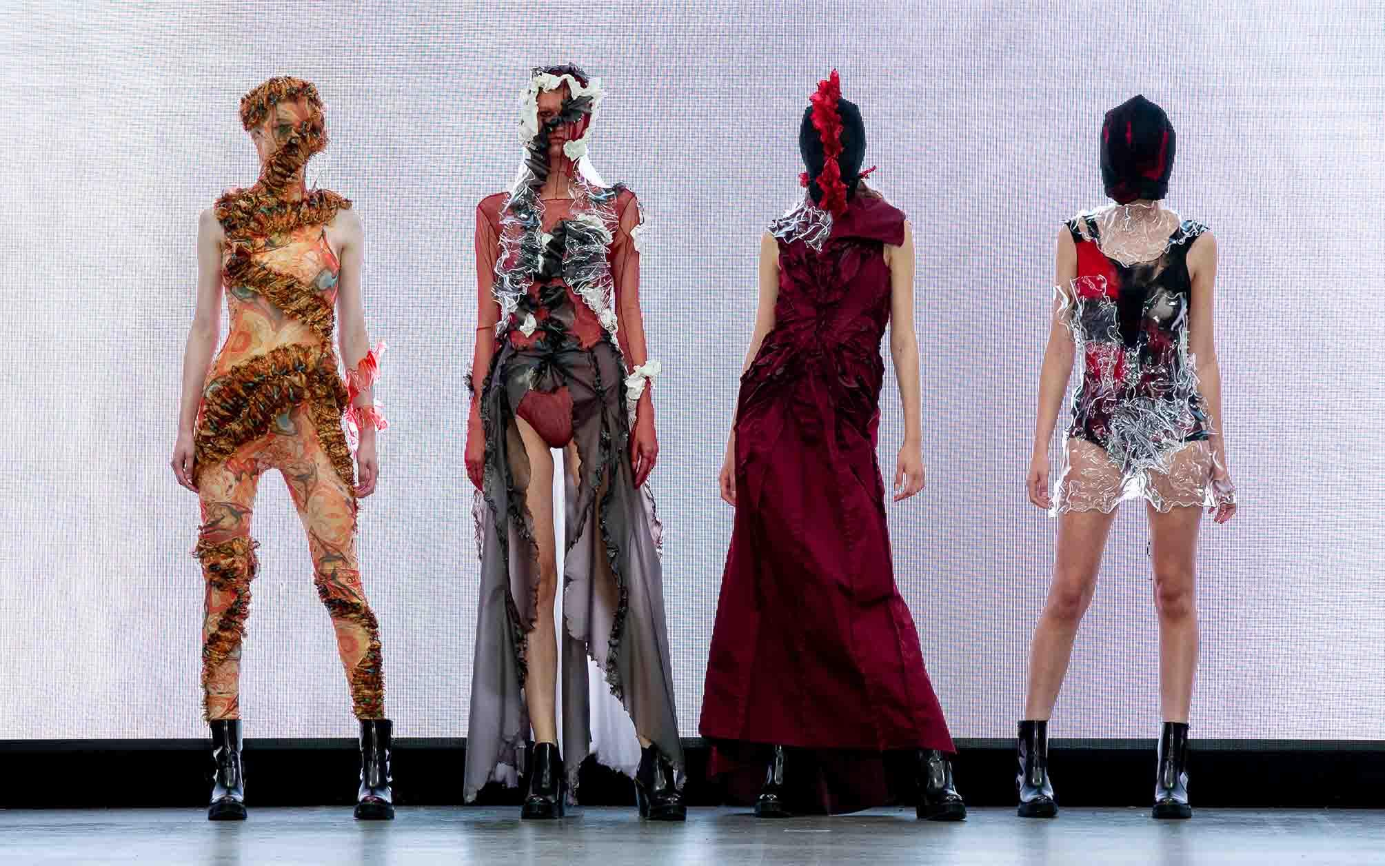 BA Hons Fashion Rachael Mansfield