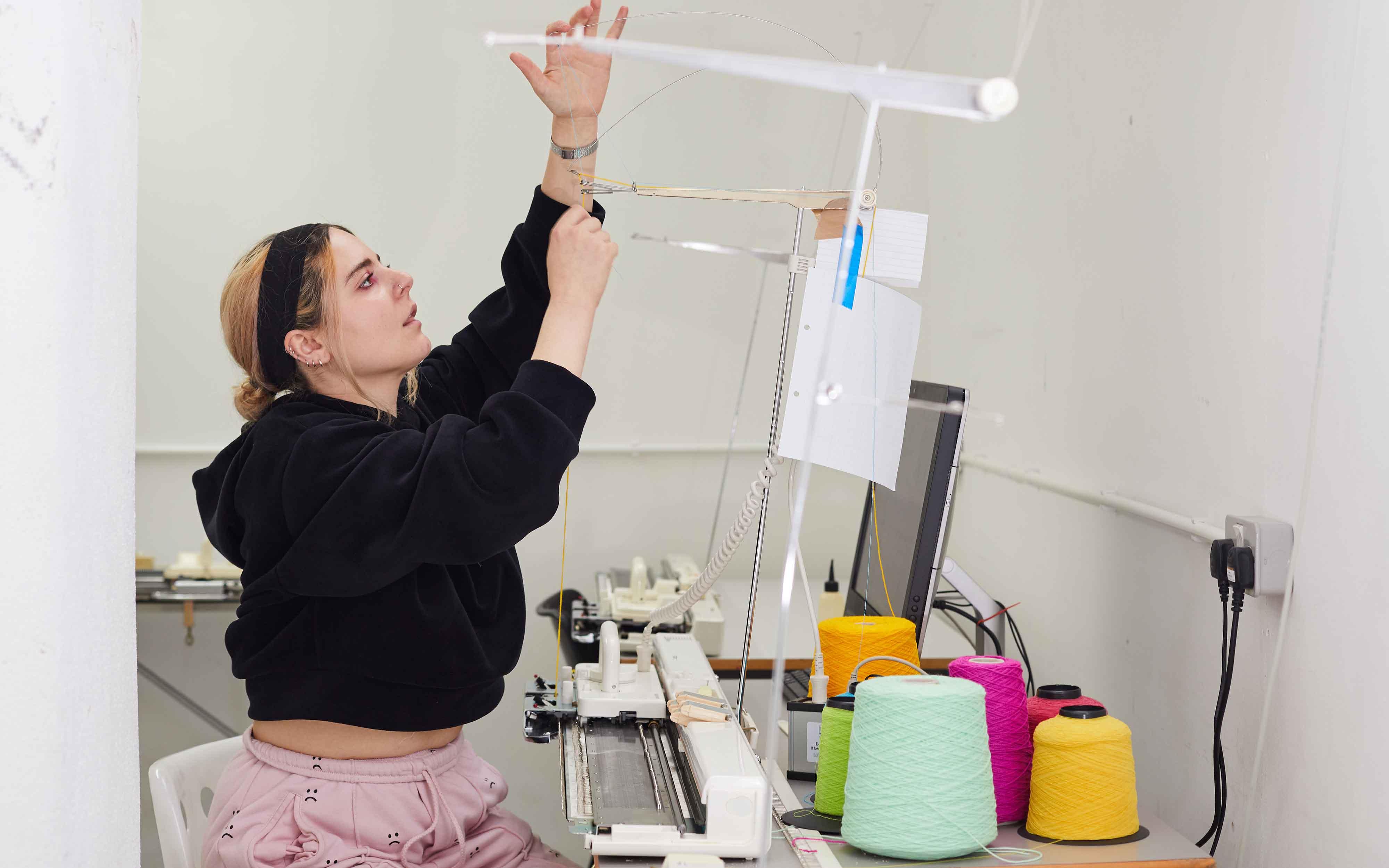 BA Textile Design Kiera Morel