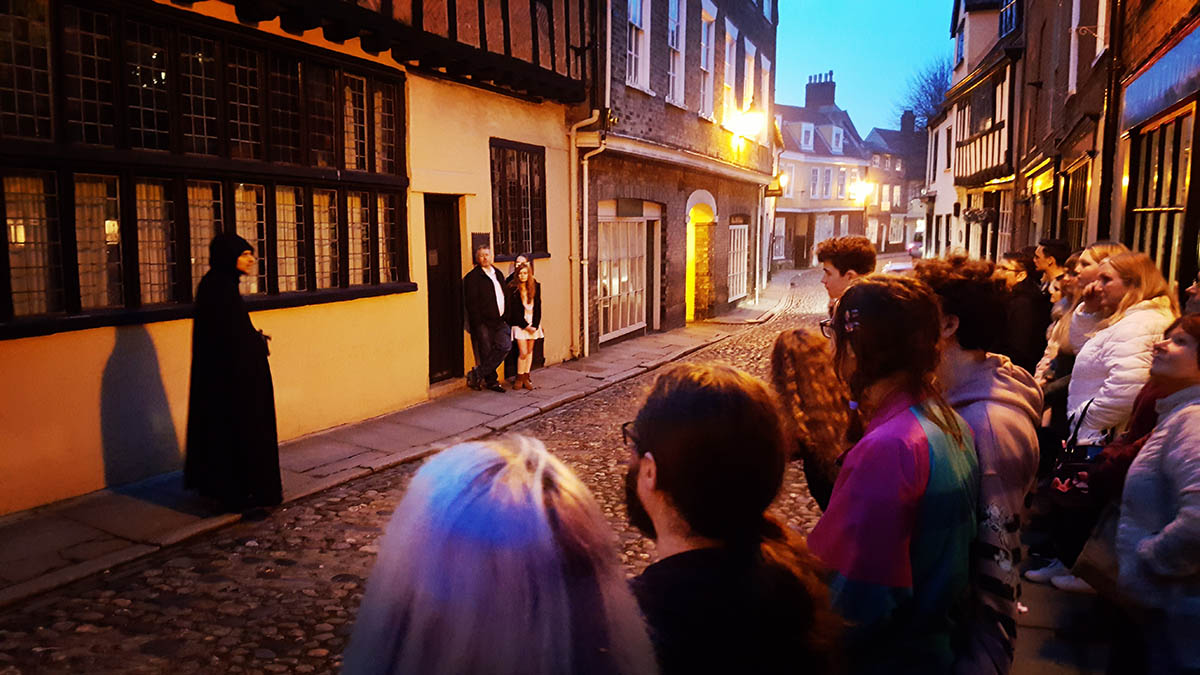 NUA Norwich Halloween - Ghost Walks