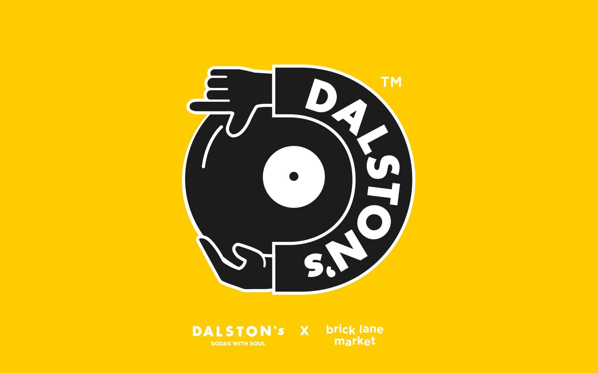 Amelia Cherril's re-imagined logo for Dalston's