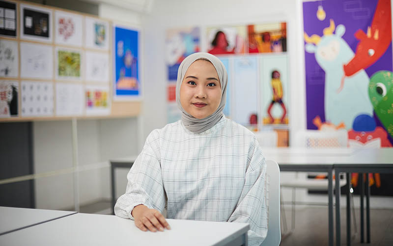 Sarah Hakimah