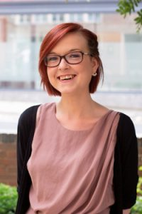 Siobhan Lillywhite, Student Support Adviser at Norwich University of the Arts