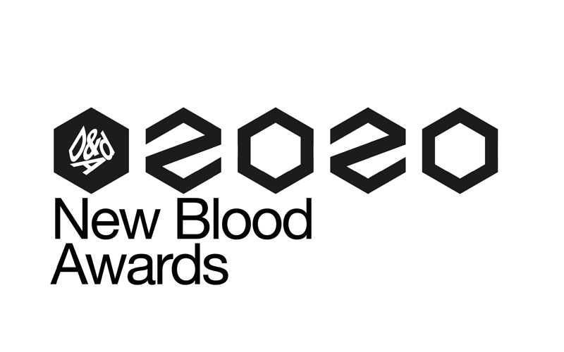 D&AD New Blood Awards logo - a total of 16 NUA students won pencils at the annual awards