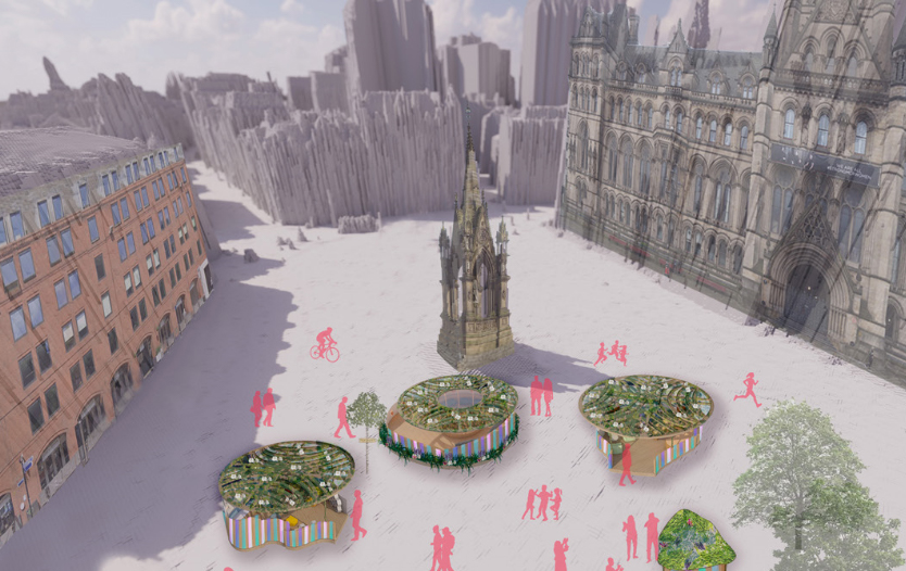 Project visualisation by Isabella Elsworth