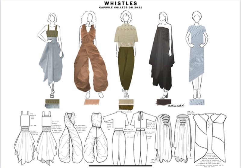 Aurora Hampson, BA Fashion
