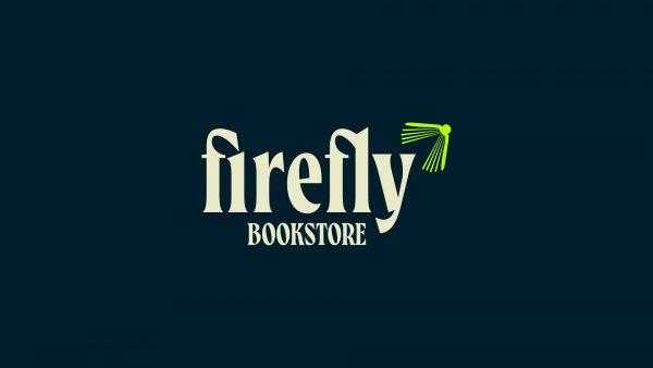 Tom Horbury & Chloe Kilgariff - Branding/logo design for firefly bookstore