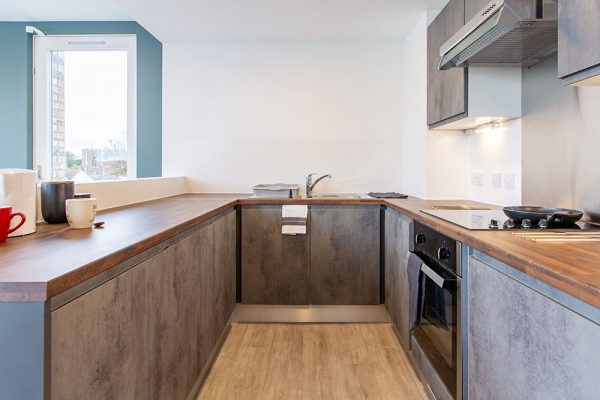 Shared kitchen - Kitchen at Benedicts Gate Norwich