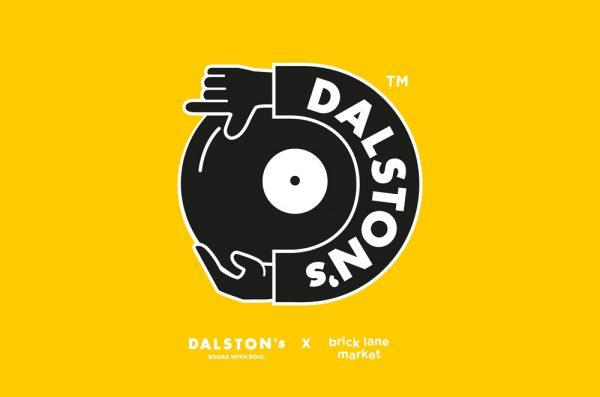 Amelia Cherrill - Logo design by BA Graphic Design student Amelia Cherrill, for a collaboration between Dalston's and Brick Lane