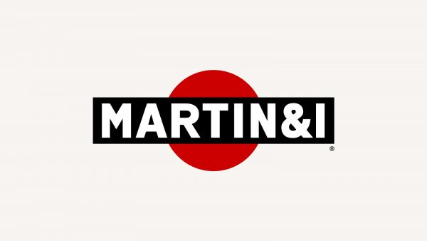 Ben Chamberlain & Ethan Brown - Martini concept rebranding the logo to Martin & I - to promote drinking with a friend