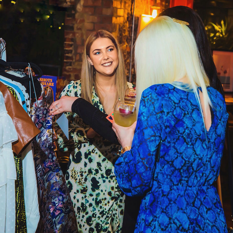 Charlotte Lord, BA Fashion Communication and Promotion