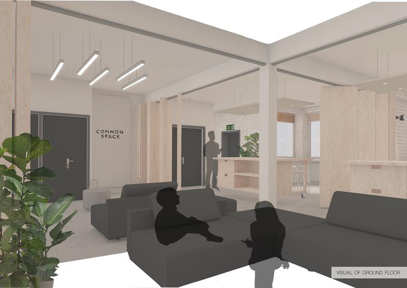 Rebecca Lambert, BA Interior Design