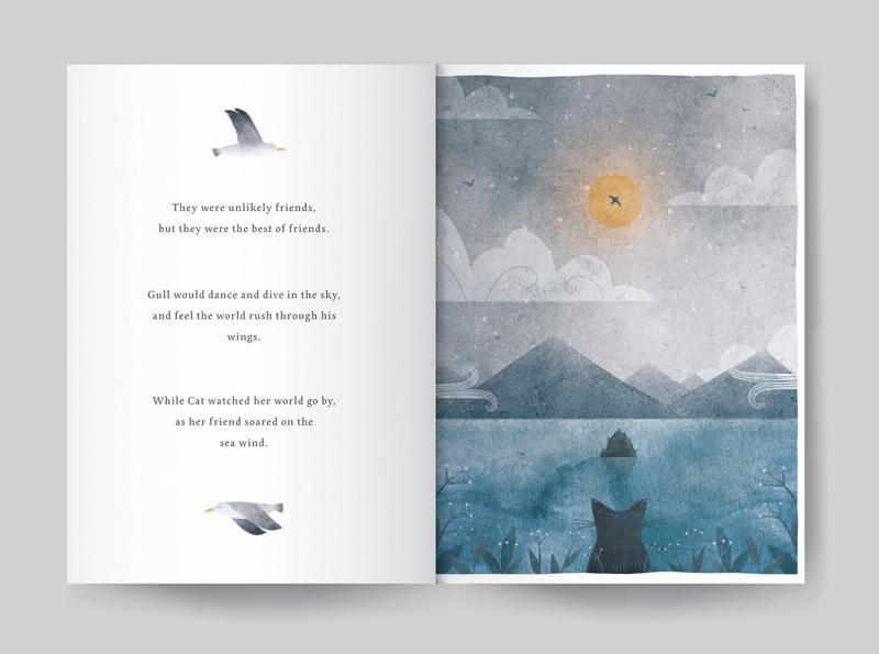 Lisa Taylor, BA Illustration