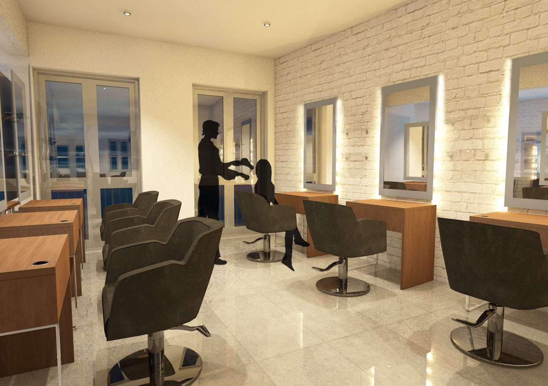 Mahisha salon work