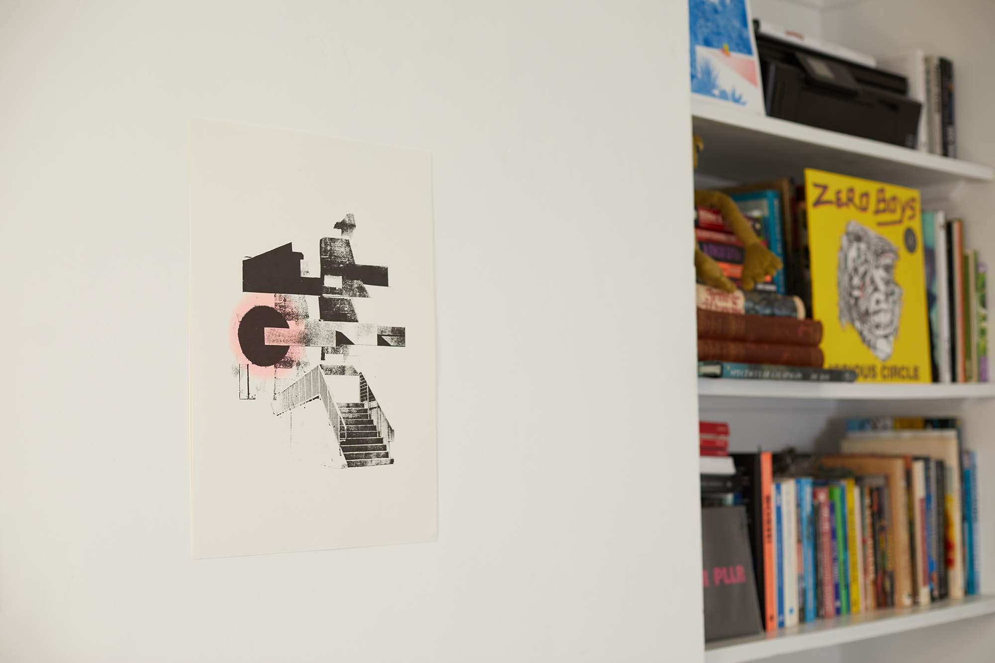 Cal Hudson print